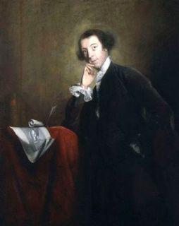Portrait of Horace Walpole (1717-1797), Joshua Reynolds